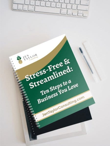 Stress Free and Streamlined Guidebook